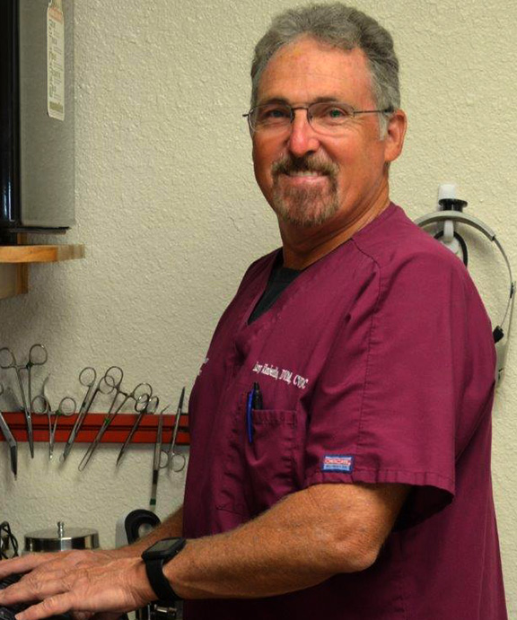 Dr. Larry W. Kimberlin